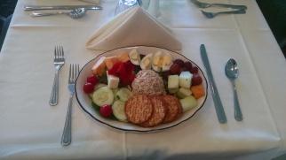 chix salad cold plate